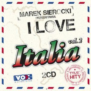 Okładka składanki: I love Italia vol.2