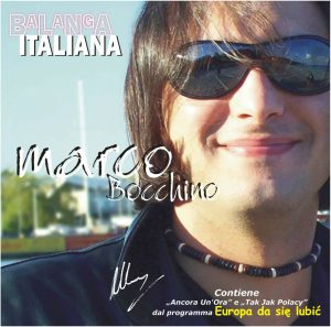 Okładka albumu: Balanga Italiana